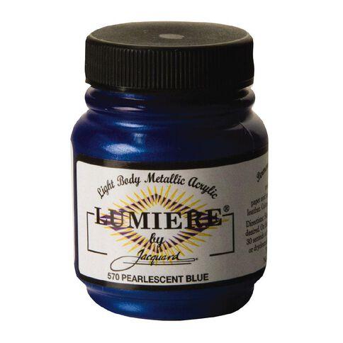 Jacquard Lumiere 66.54ml Pearlescent Blue