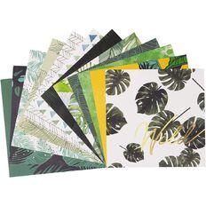 Uniti Mini Paper Stack Printed 6x6 24 Sheets Wild