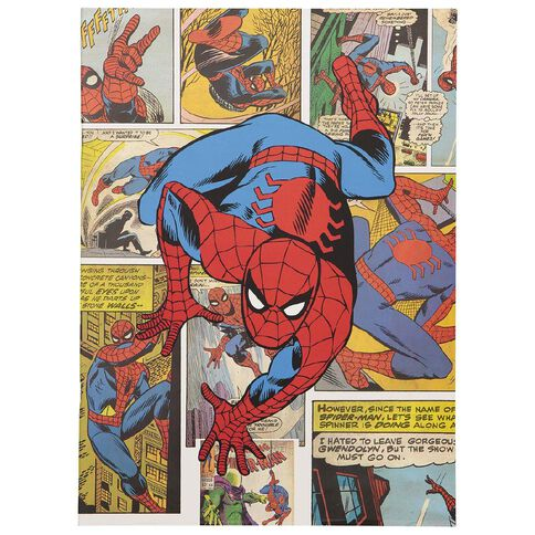 Spider-Man Scrapbook 32 Sheets