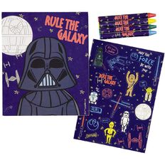 Star Wars Travel Clipboard Colouring Kit