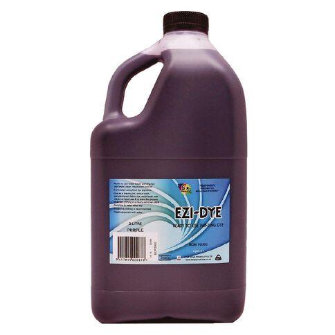 Fivestar Ezidye Painting Dye Purple 2 Litre