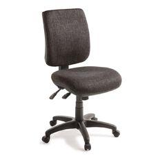Eden Sport Lever Midback Ergonomic Chair Anthracite