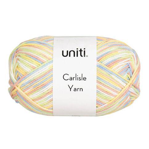 Uniti Yarn Carlisle Pastel 12 Ply Multi-Coloured 300g