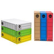 Impact Storage Box Foolscap White