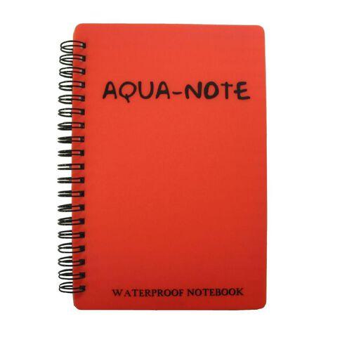 AquaNotes Notebook 180 x 120mm Waterproof 50 Leaf