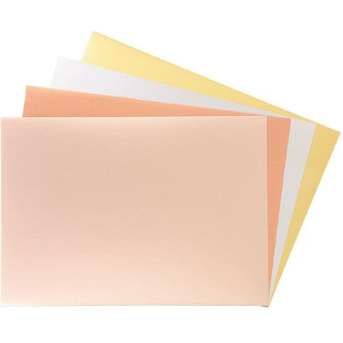 Uniti Value Cardstock Satin 250gsm 12 Pack A4