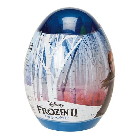 Frozen 2 Large Egg Activity Set