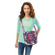 Shimmer n Sparkle Sequin Magic Messenger Bag
