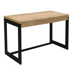 Workspace Whistler Desk Black
