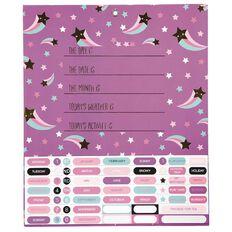 Kookie Star Activity Calendar