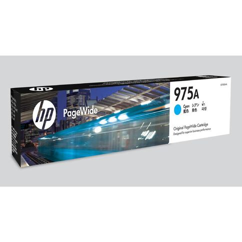 HP 975A Pagewide Cartridge Cyan (3000 Pages)