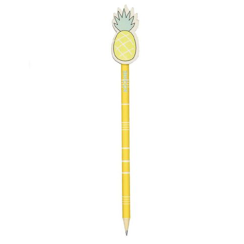 Kookie Paradise Pals Scented Pencil With Eraser