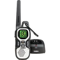 Uniden Uh510 Single UHF Radio Black