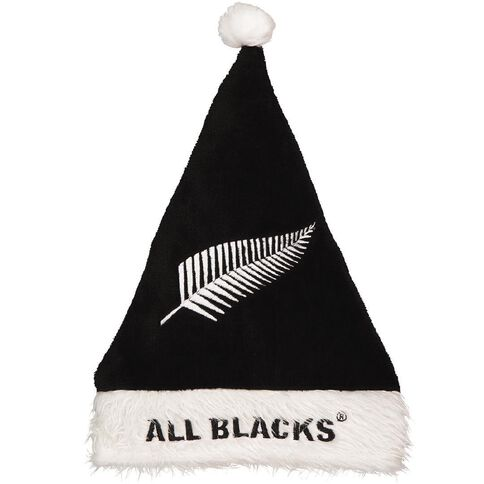 All Blacks Wonderland Santa Hat All Blacks 40cm x 30cm Black