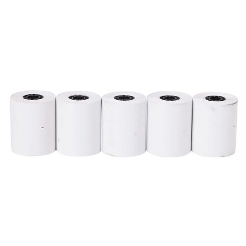 Eftpos Roll 57 x 47mm Thermal 5 Pack White