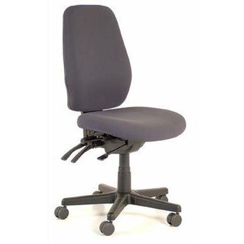 Buro Seating Aura Ergo Plus Charcoal
