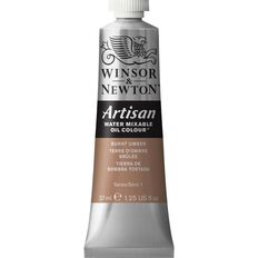 Winsor & Newton Artisan 37ml 076 Burnt Umber Brown