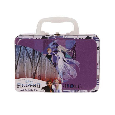 Frozen 2 Art Activity Tin Set