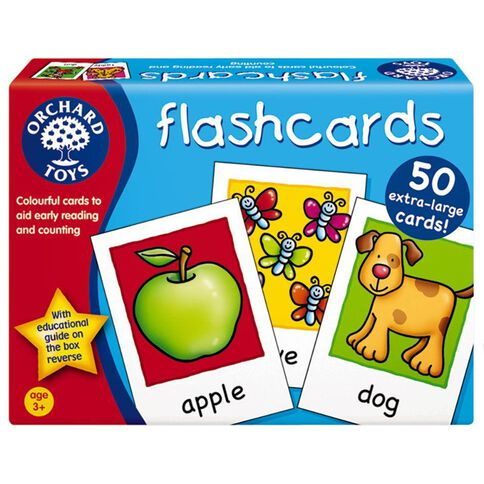 Orchard Toys Game Flashcards