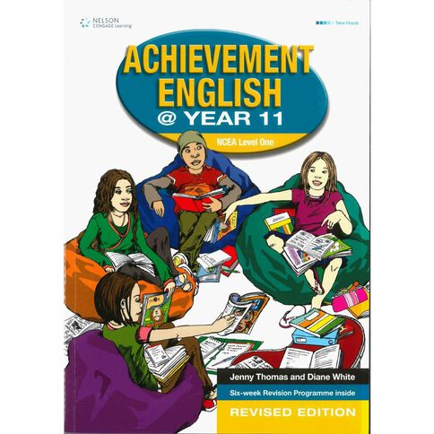 Ncea Year 11 Achievement English