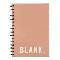 Uniti Craft Spiral Notebook Pink A5