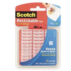 Scotch Reusable Tabs R100
