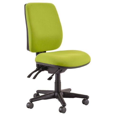 Buro Seating Roma 3 Lever Highback Chair Green