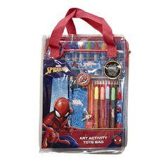 Spider-Man Craft Tote 49 Piece
