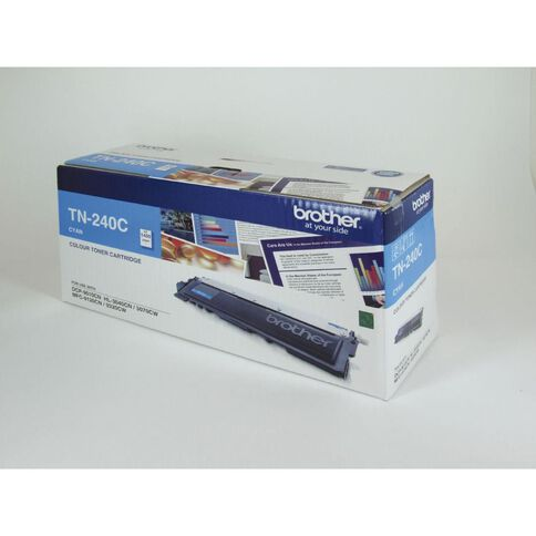 Brother Toner TN240 Cyan (1400 Pages)
