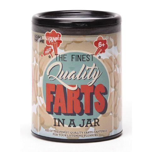 NPW Farts In A Jar
