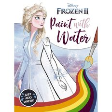 Disney Frozen #2 Paint With Water