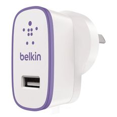 Belkin Boost Up 2.4A Home Charger Purple