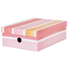 Uniti Water Colour Storage Box A4
