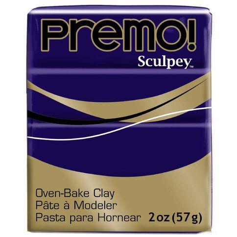 Sculpey Premo Accent Clay 57g Purple