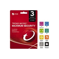 Trend Micro NZTMIS Maximum Security 1-3D 2Y ESD