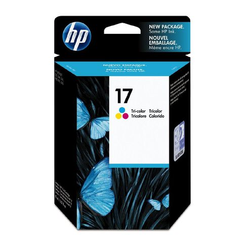 HP Ink 17 Colour (480 Pages)