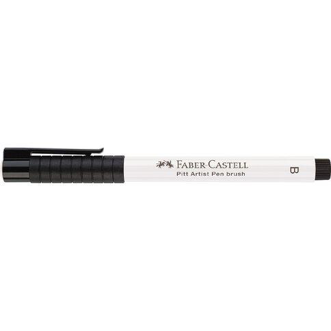 Faber-Castell Pitt Artist Brush Pen White