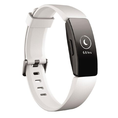 Fitbit Inspire HR White/Black