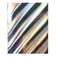 WS Book Cover Holographic Iridescent 45cm x 1m