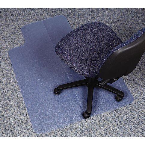 Jastek Chairmat Foldable 120 x 90cm Blue