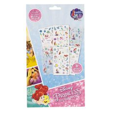 Disney Princess Ariel Sticker Book 6 Sheets