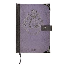 Harry Potter 2021 Diary Day To Page Black A5