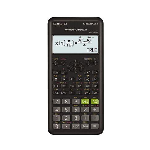 Casio FX82AUPLUSII2 Scientific Calculator