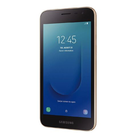 2degrees Samsung J2 Core Gold