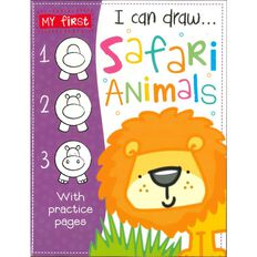 I Can Draw - Safari Animals