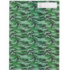 WS Book Sleeve Camo 1B8