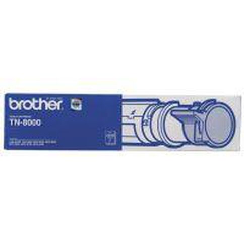 Brother Toner TN8000 Black (2200 Pages)