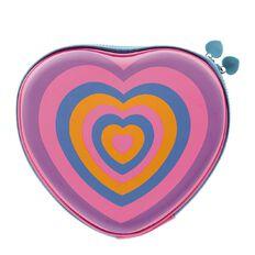 Kookie Novelty20 Heart Hardtop Pencil Case