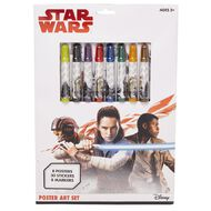 Star Wars Poster Art Set
