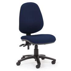 Chairmaster Apex Highback Chair Indigo